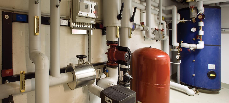 Замена рамок управления холодной и горячей водой, отоплением